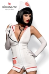 Costume Emergency Dress (avec sth�toscope)