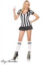 Costume sexy Arbitre