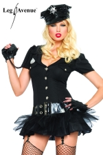 Costume sexy Officier de Police