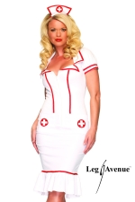 Costume Infirmière Miss Diagnosis