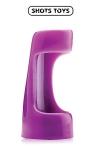 Vibrating sleeve - Shots Toys