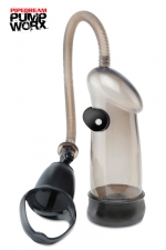 Pompe Vibrating Sure Grip - Pipedream