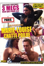 Marie Louise - chatte poilue