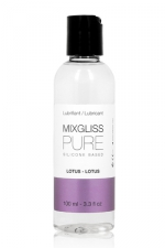 Mixgliss silicone - Pure Lotus 100ml