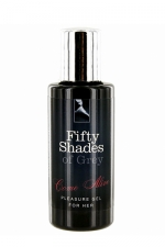 Gel plaisir f�minin - Fifty Shades of Grey