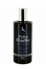 Lubrifiant � base d'eau - Fifty Shades of Grey