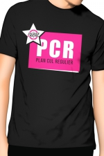 T-Shirt J&M PCR - noir
