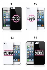 Coque iPhone 4/4s - Jacquie et Michel