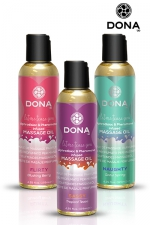 Huile de massage parfumée - Dona