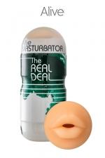 Masturbateur masculin oral - Alive