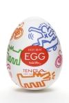 Tenga Egg street - Keith haring