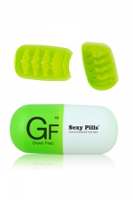 Masturbateur Sexy Pills Green Feez