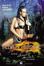 Amazone sex - DVD