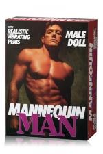 Poup�e homme Mannequin Man
