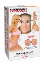 Poupée gonflable Hannah Harper