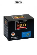 50 préservatifs Sico PEARL
