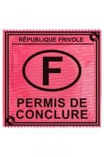 Préservatif humour - Permis De Conclure