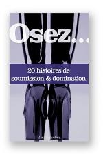 Osez 20 histoires de soumission et domination