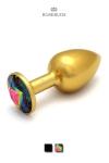 Rosebud Aluminium Gold Medium