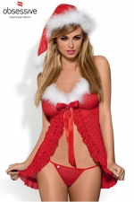 Nuisette de No�l Santa Babe