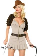 Costume aventuri�re Miss Indy