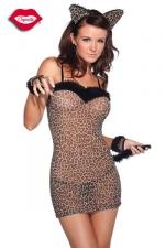 Costume chatte Felina